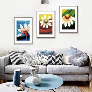 Tranh vẽ hoa