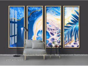 Tranh Dán Tường 3D Phong Cảnh VIETAD-1632