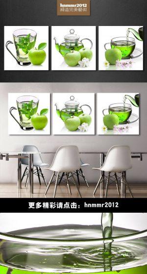 Tranh Treo Tường 3D Bình Hoa VIETAD-06